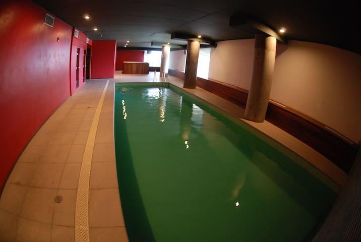 Montevideo High Level Apartment