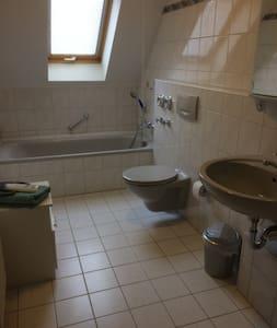 Private room in Bibersfeld near Schwäbisch Hall - Schwäbisch Hall - Wohnung