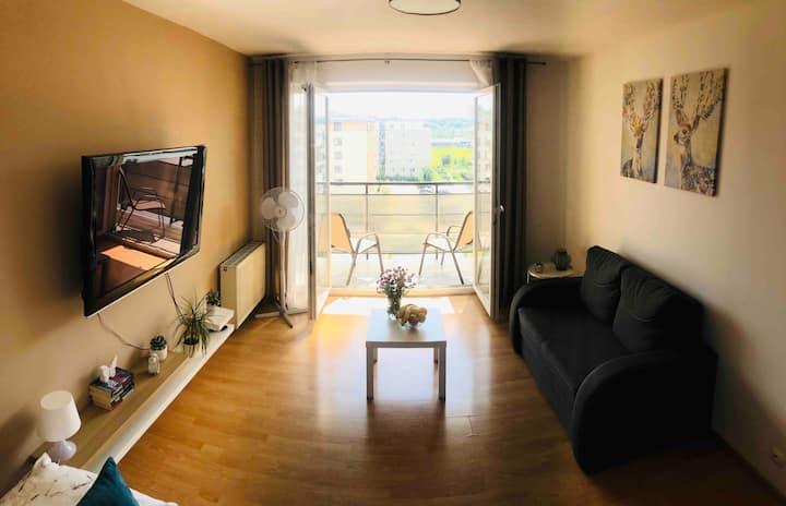 Apartament Czerwone Maki by BertoM