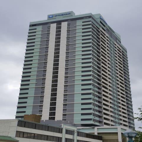 Wyndham SKline Tower Atlantic City 2 bedroom Condo