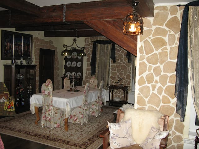 Гостевой дом на Рузском водохранилище - Ruzskiy rayon - Hus