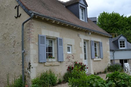 Charming house of 18th century&spa - Saint-Ouen-les-Vignes
