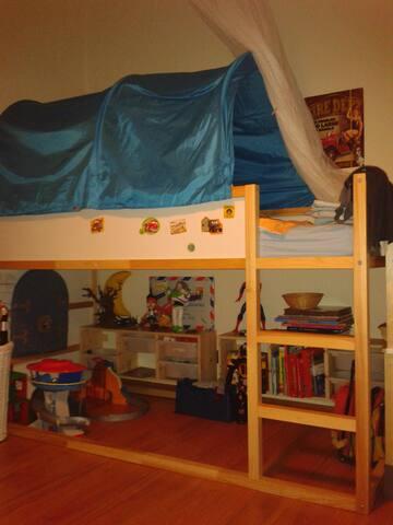Camera - Possibilità di due posti letto