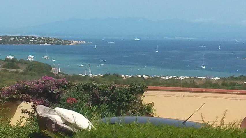 Calapetrlana Bilocale splendida vista fronte mare - Palau