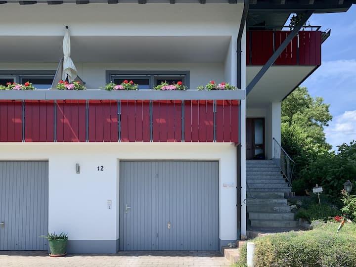 Ferienhaus Keller, (Überlingen), DZ Morgensonne, 12 qm, max. 2 Personen