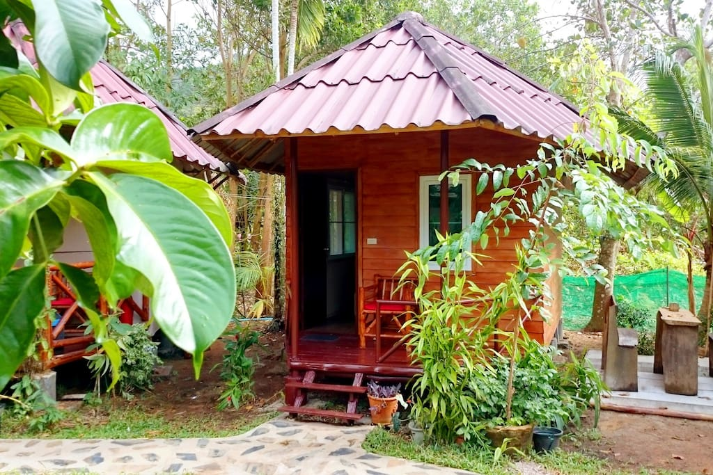 Our bungalow