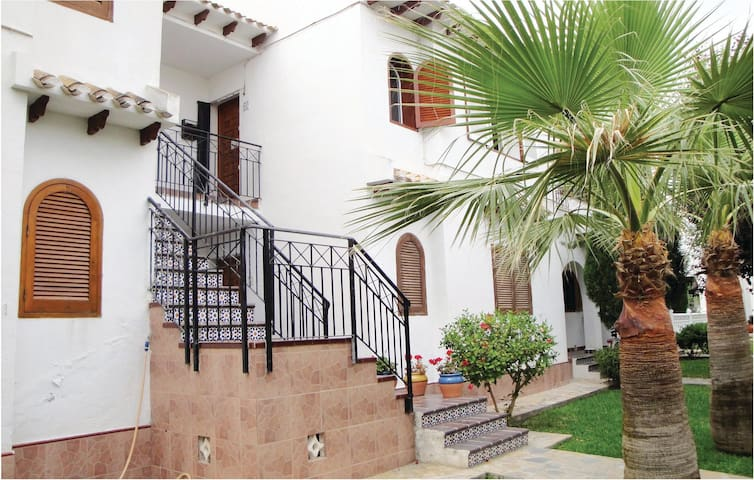 Holiday apartment with 1 bedroom on 45 m² in Cabo Roig