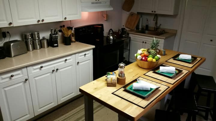 Urban Main Street Loft! 2 private rooms available!