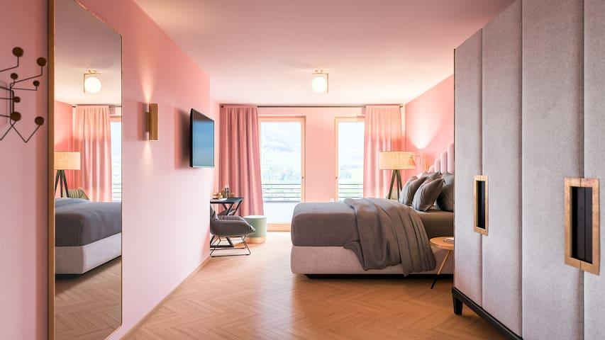 ZILLERTALERHOF  CASUAL double room