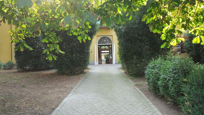 Villa Ghia - Antica Residenza - Stanze Greg & Mary