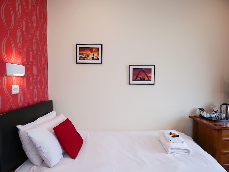 Single En-Suite - Sea View - Room 6