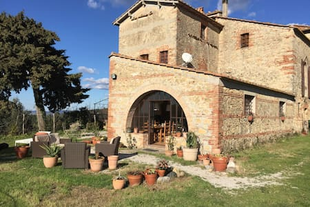 Villa San Paolo - Pomarance