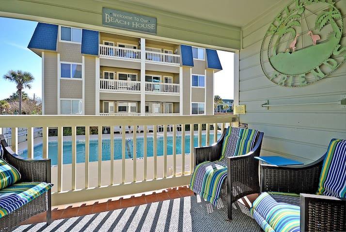 105B Oceanside Villa - SWEETGRASS