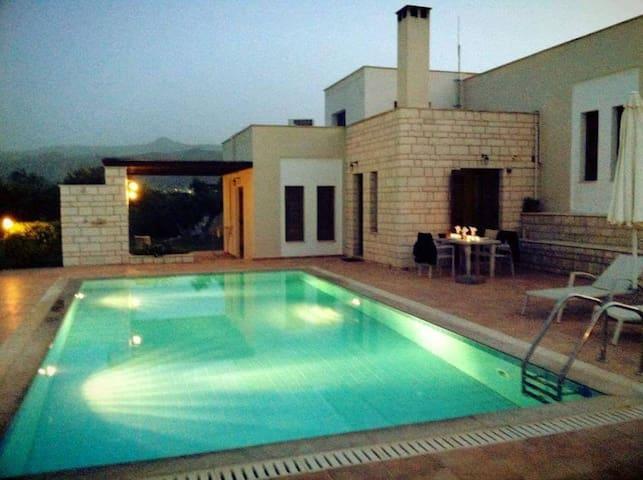 Palekastro villas - Vigla