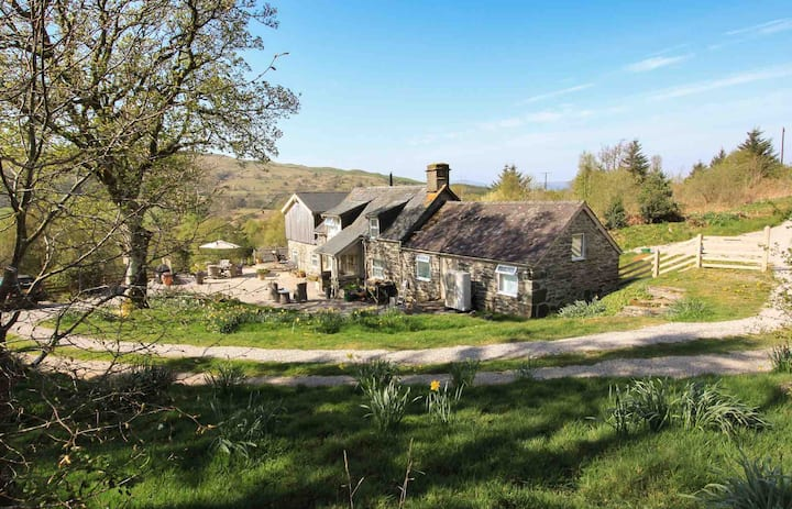 Gilrhos B&B Suite, Bala, Snowdonia National Park