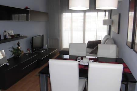 Apartamento con encanto cerca de Barcelona - Igualada