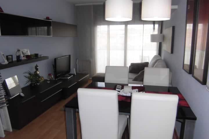 Apartamento con encanto cerca de Barcelona