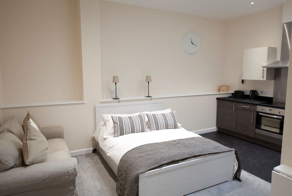 Studio Apartment Near To Waterfront Flats For Rent In Ipswich United Kingdom
