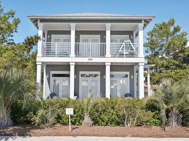 Three's Company-4bdrm home with bike rentals - Seacrest - House