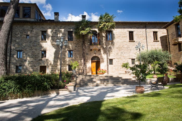 Splendida Villa nobiliare - Cesolo - Casa de camp