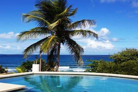 Surf Side Vieques - Salt Water Pool, Ocean View