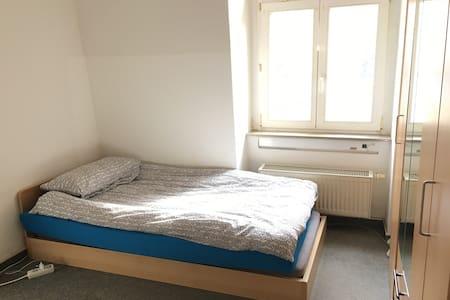 ein zentral gelegenes Zimmer in einer 4er WG - Freiberg - Huoneisto