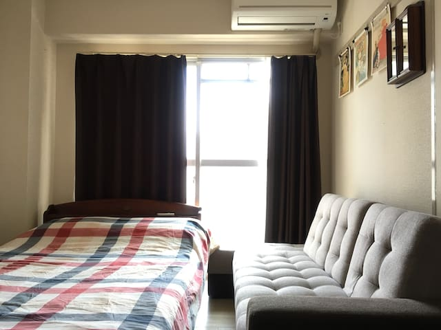 Beppu is a great place, come see for yourself~︎ - Beppu-shi - Apartment
