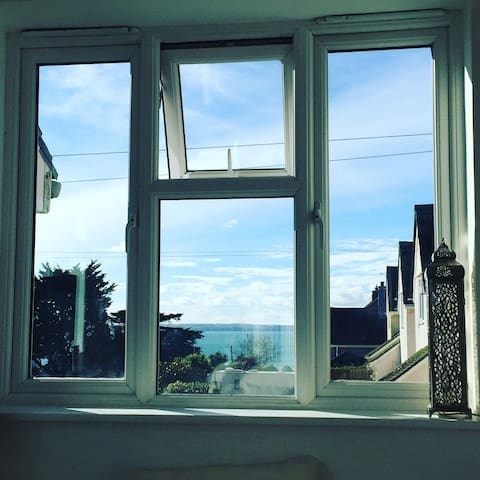 Fabulous 2 bed flat with sea views - Saint Mawes - Pis