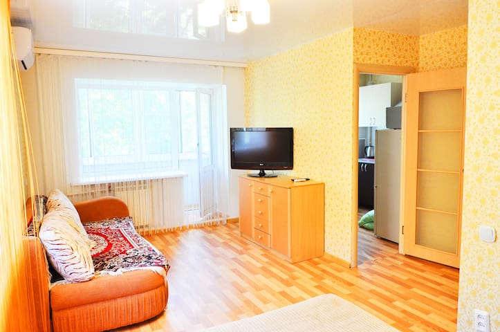 Апартаменты PLATINUM - Khabarovsk - Leilighet