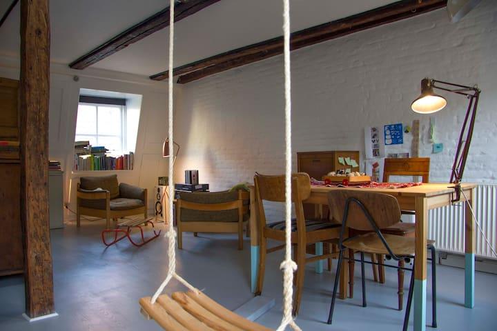 The Dollhouse - Copenhague - Loft