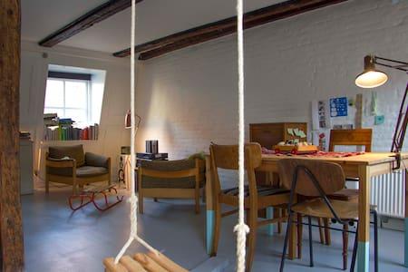 The Dollhouse - Copenaghen - Loft