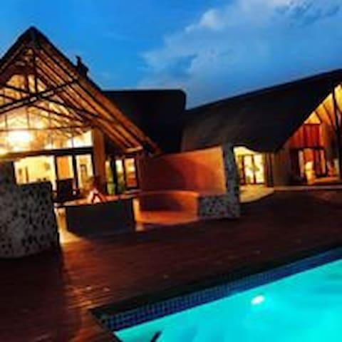 Twitchers Nest Lodge - Pilanesberg National Park