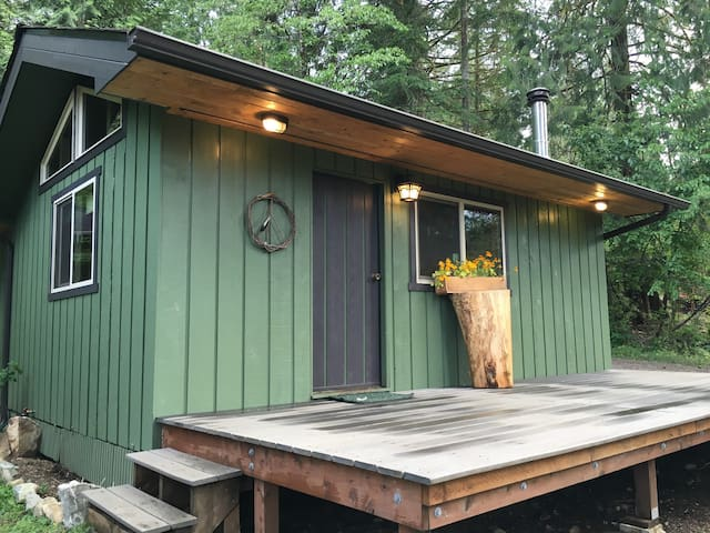Cozy Union Cabin in Prime Location - Union - Hytte