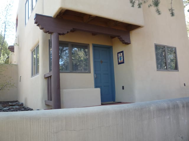Codorniz, near Museum Hill and Santa Fe Plaza