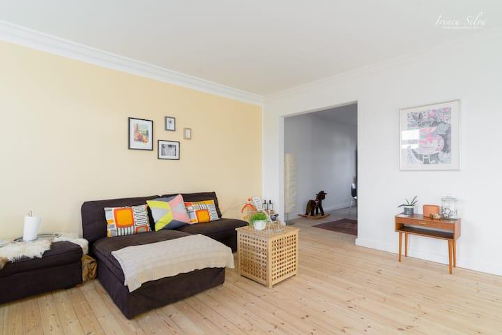 Beautifull spacious family friendly Apartment