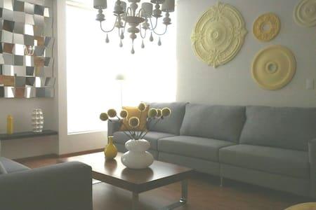 Hermosa casa 2 hab 2 Baños +sofacama