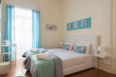 Twin Room Serenity - Lisboa - Gästehaus