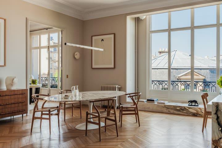 Apartment Georges Mandel