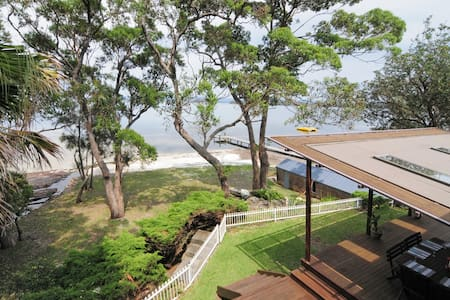 Sunset Bay :-: Jervis Bay Rentals - Wrights Beach - Dom