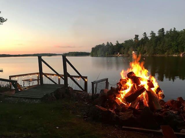 Holiday Cottage on Otty Lake