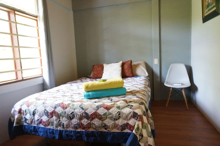 Comfy bed & breakfast, 10min to Arenal lake, WIFI - Bajo Paires - Casa