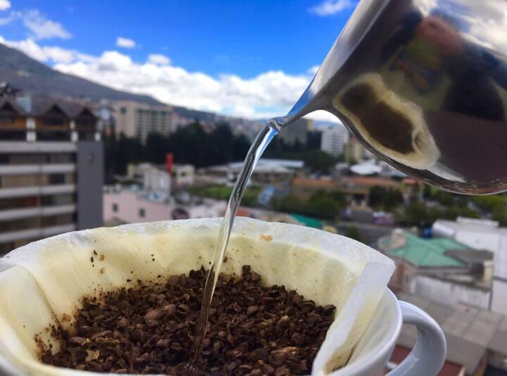 El café es jazz