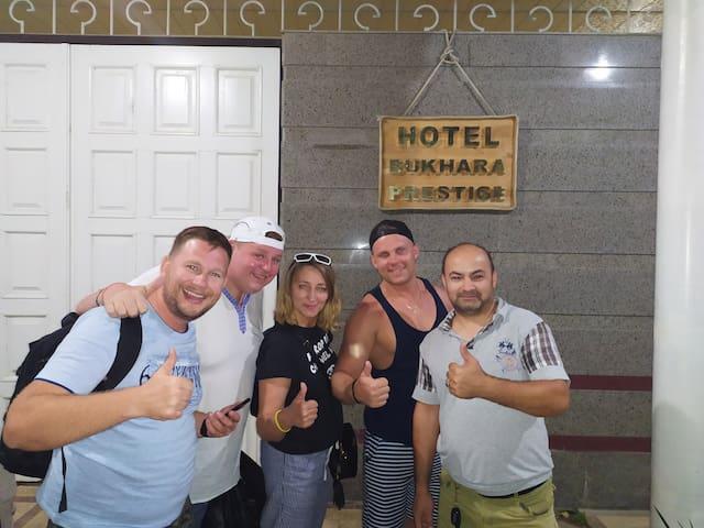Hotel Bukhara Prestige