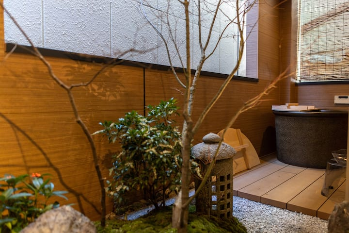 -祗園花見-Private villa in Gion area.