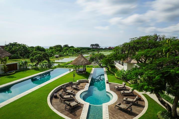 Cozy 1BR spa suite in Bali - East Denpasar - Apartmen