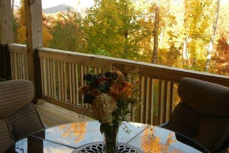 Mountain condo with a view - Banner Elk - Lejlighedskompleks