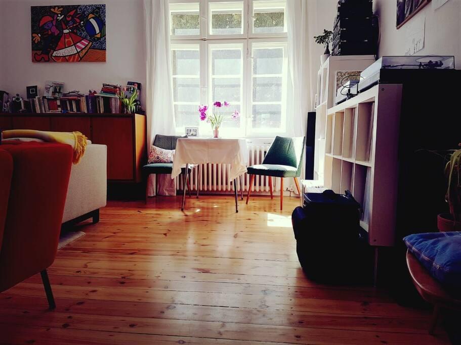 Familienfreundliche altbauwohnung apartamentos en for Apartamentos en berlin