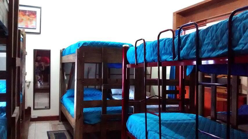 Hostel El Mesón. A12
