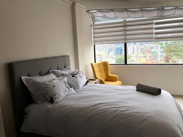 Comfy & Cozy Quito View