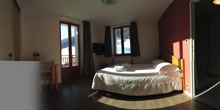 Chambre confort - HOTEL RESTAURANT DU SOLEIL